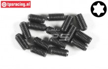 FG6930/10 Torx Grub screw M5-L10 mm Loctite, 15 pcs.