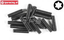 FG6930/20 Torx Grub screw M5-L20 mm, 15 pcs.