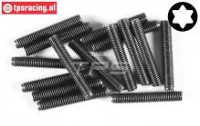 FG6930/30 Torx Grub screw M5-L30 mm, 15 pcs.