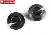 FG7092 Shock spring disk, Ø17 mm, 2 pcs