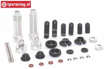 FG7201 Tuning Shock absorber Ø16-L115 mm, Set