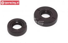 TPS0311/13 Tuning Crank shaft Oil Seal, Set