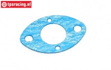 ZN0006 Zenoah carburetor gasket, 1 pc.