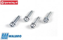 FG7372/01 Walbro Pump Holder Screws, 4 pcs