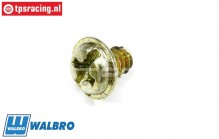 FG7375 Walbro Valve screw, 1 pc