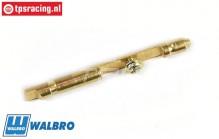FG7377/08 Walbro choke valve axle, 1 pc