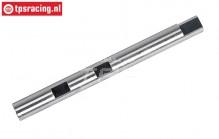 FG7455/01 Gear shaft FG 2-Speed 4WD, (Ø10-L102 mm), 1 st.
