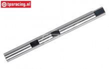 FG7455 Gear shaft FG 2-Speed 2WD, (Ø10-L114 mm), 1 St.