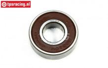 ZN0017 Zenoah Closed Crank shaft bearing, 1 pc.