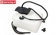 FG8383 Fuel Tank 800 cc with quick acting closure, 1 st.