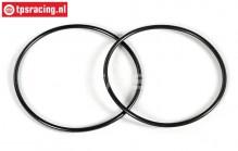 FG8489 Differential O-ring, 2 pcs