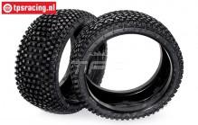 FG67218SI/01 Styx Medium Tyres Ø130-B65, 2 pcs.