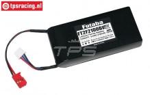 P-FT2F2100B Battery Li-Fe 2100 mAh, 6,6V, 1 pc