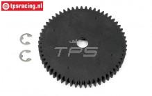 HPI85432 Main Gear 57T, 1 pc.