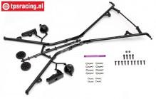 HPI85439 Roll Bar Long, Set