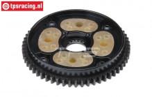 HPI85475 Steel gear HPI HD, 57T, Set