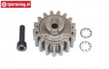 HPI86493 Steel Gear 17T, 1 pc.