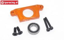 TPS5125/03 Alloy main gear mount Orange, Set