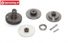 JX2060/70G Gears complete JX2060-JX2070, Set