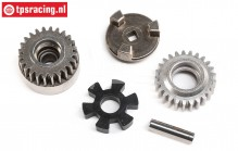 LOS242044 Idle and Cush Drive Gear LMT Truck, Set