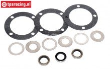 TPS3201/10 Differential seal ring LOSI-BWS-TLR, Set