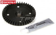 LOSB3204 Differential gear front BWS-LOSI-TLR, 1 pc.