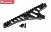 TPS7050/02 Aluminium Chassis brace front LOSI-BWS, 1 pc.
