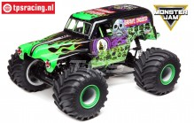 LOS04021T1 LOSI LMT Grave Digger Monster Truck RTR