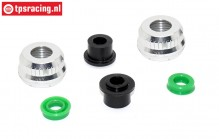 TPS2855 Tuning lower shock closure BWS-LOSI, Set