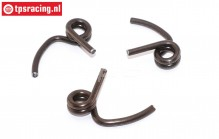 M2020/07 Mecatech Clutch Spring Ø2,4 mm, 3 pcs.