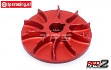 TPS1084/04 TPS® RedRace2 Carrier/Cooling fan rear 0°, 1 pc.