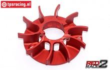 TPS® RedRace2 Cooling Fan front Off-Road, 1 pc.