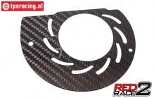 TPS1084/11 TPS® RedRace2 Air Duct rear-T, 1 pc.