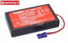 SNW107A10981A Sanwa Li-Po 1S-2500 mHa battery, 1 pc.