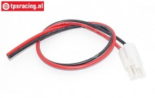 TPS58321 Battery charging cable Tamiya Female, 1 pc.