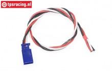 TPS0543/30 Silicone Cable Male L30 cm, 1 pc