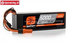 SPMX50004S100H5 4S Smart LiPo accu Hard Case 5000 mHa-100C, 1 pc.