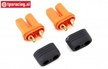 SPMXCA501 Spektrum plug Female IC5, 2 pcs.