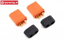SPMXCA503 Spektrum plug Male IC5, 2 pcs.