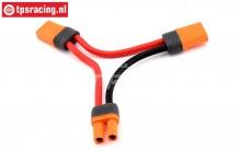 SPMXCA506 Spektrum Y-Cable IC5 L15 cm, 1 pc.