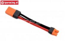 SPMXCA507 Spektrum adapter cable IC5-IC3 L10 cm, 1 pc.