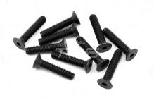 Countersunk Head Screw TLR, (M5-L25 mm), 10 pcs