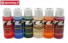 TLR74021 Silicone Oil Sorti 50 ml, Set