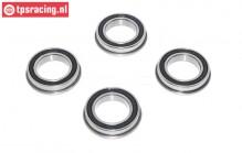 TPS9504 Ball-bearing LOSI-TLR-BWS (LOSB5973), 4 pcs.