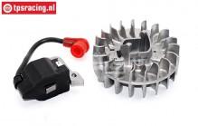 TPS7328/10 Ignition Coil-Cooling Fan Zenoah, Set