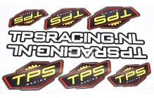 TPS19/060 Decals TPS Racing, 1 pc.