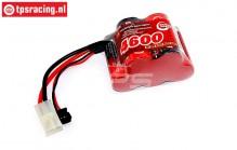 VAP4600 VAPEX Hump pack accu 4600 mAh-6,0 Volt, 1 pc.