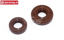 TPS0713 Viton Oil Seal, Set