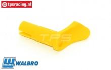 FG7379/38 Walbro choke valve handle Yellow, 1 pc
