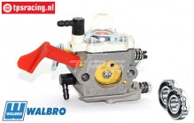 Walbro Carburetor WT-1107 Ball-Beared, 1 pc